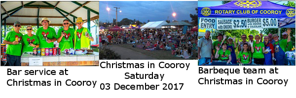 Christmas in Cooroy 2016