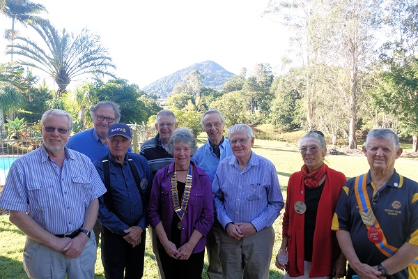 Board of Cooroy Rotary