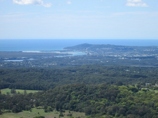 View Cooroy Mountain
